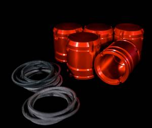 Billet Accumulator Pistons